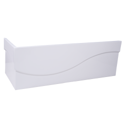 Sarok előlap - hullámos balos