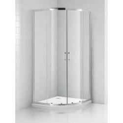 OBR2 90x90 íves zuhanykabin